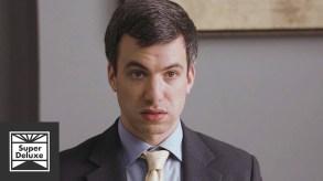 """Nathan Fielder in """"David"""""""