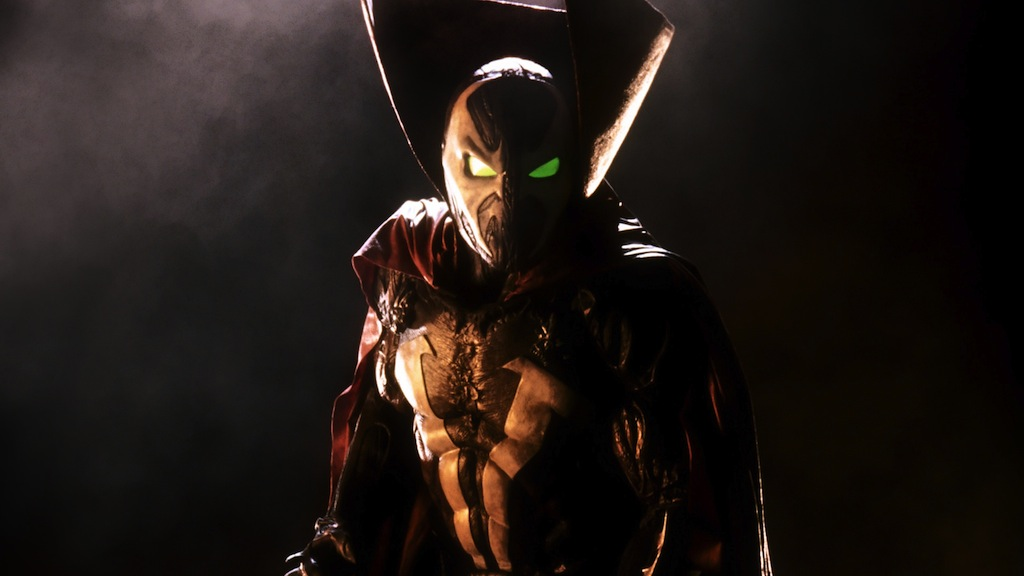 Spawn Reboot Confirmed By Creator Todd Mcfarlane Indiewire