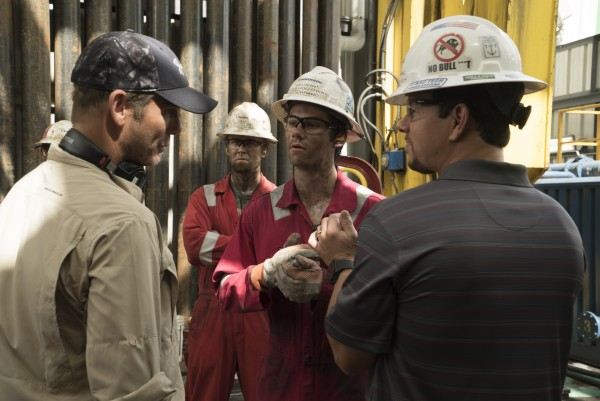 "On the set of ""Deepwater Horizon"""