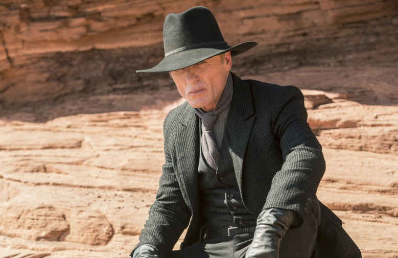 Westworld Ed Harris HBO Season 1 Episode 1