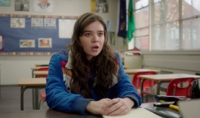 "Hailee Steinfeld in ""The Edge of Seventeen"""