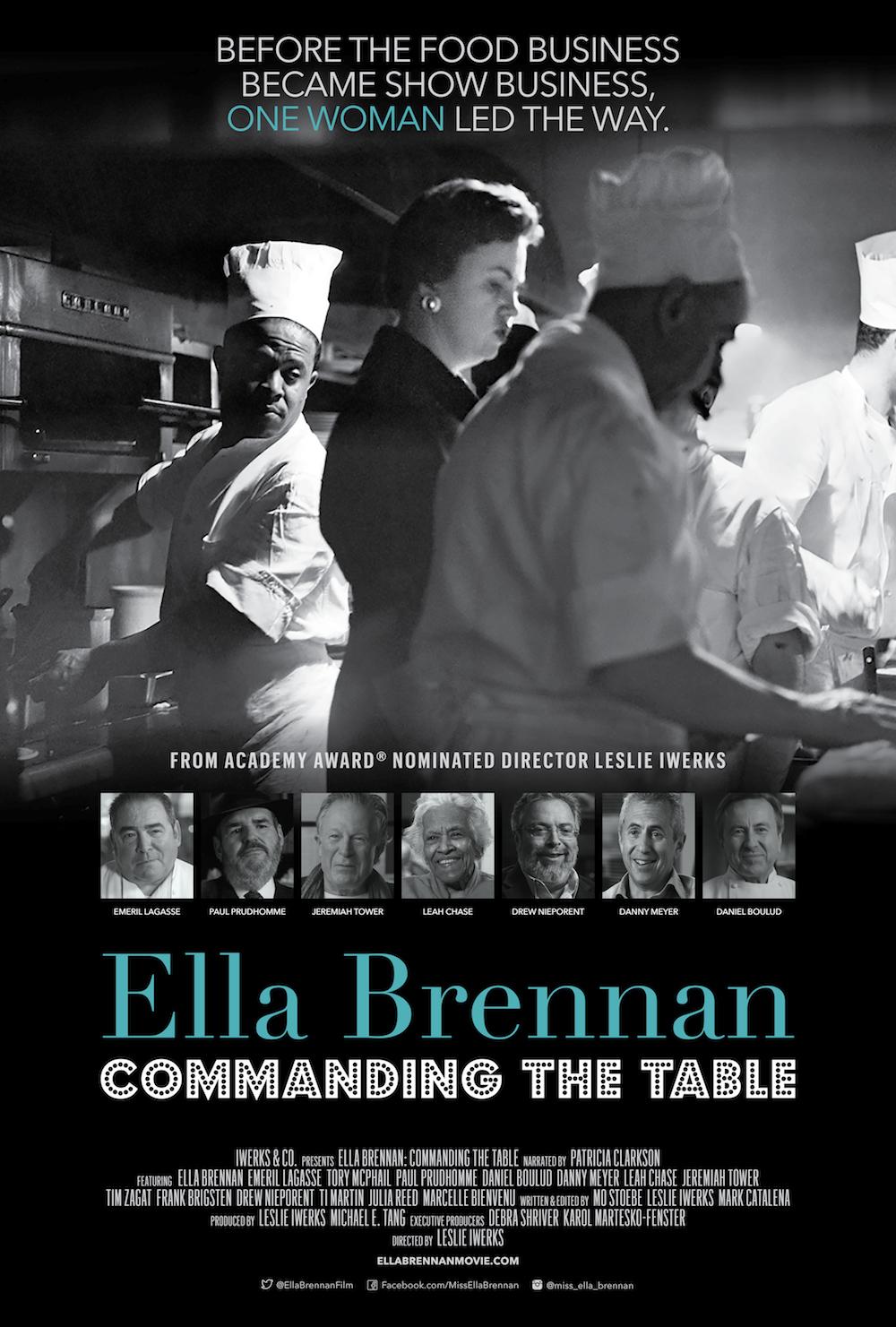 Ella Brennan Poster