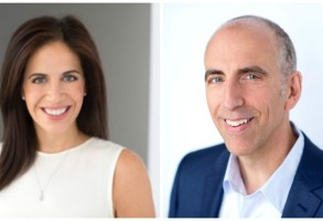 Carrie Lieberman and Todd Green