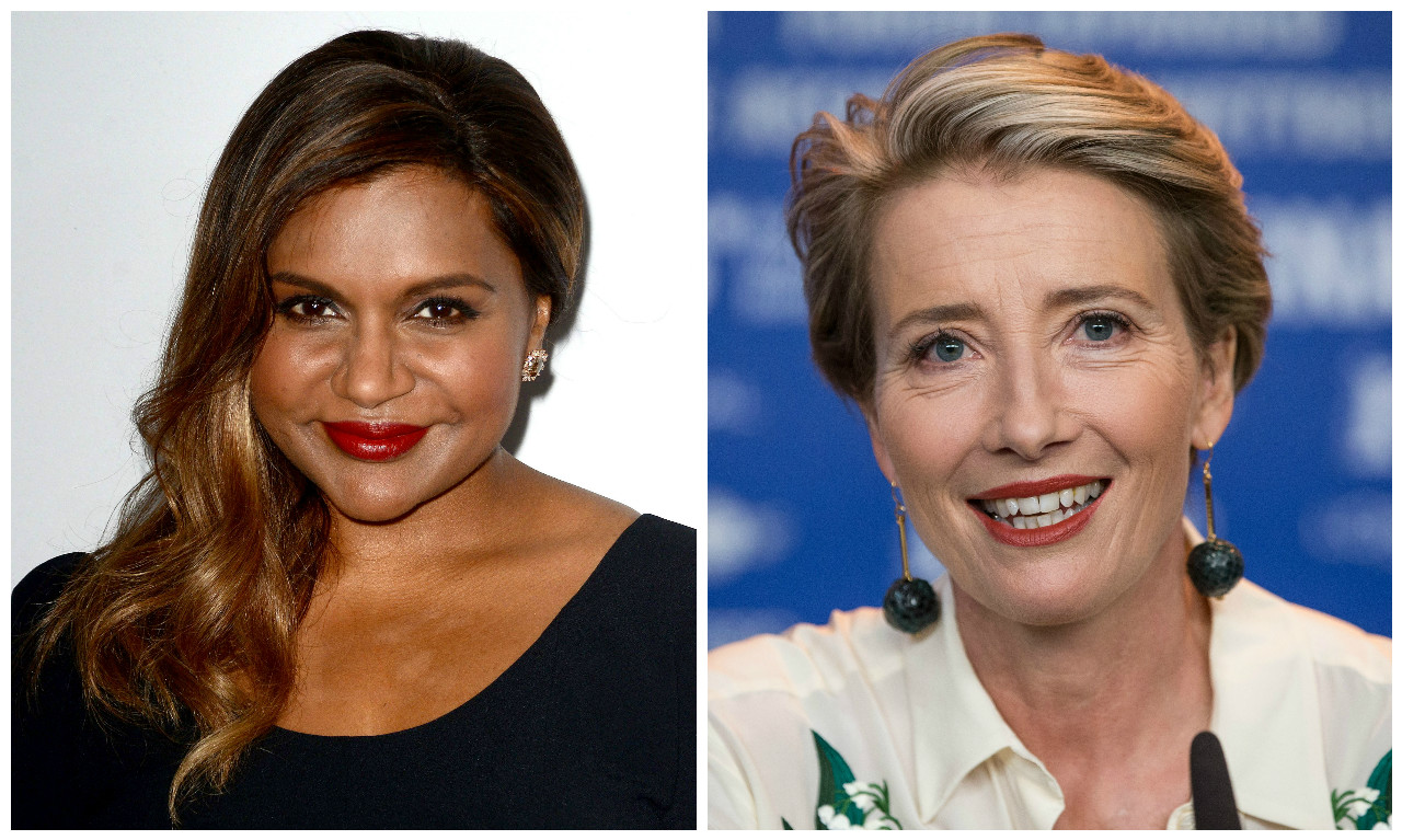 Mindy Kaling And Emma Thompson To Topline Late Night Talk Show Movie Indiewire
