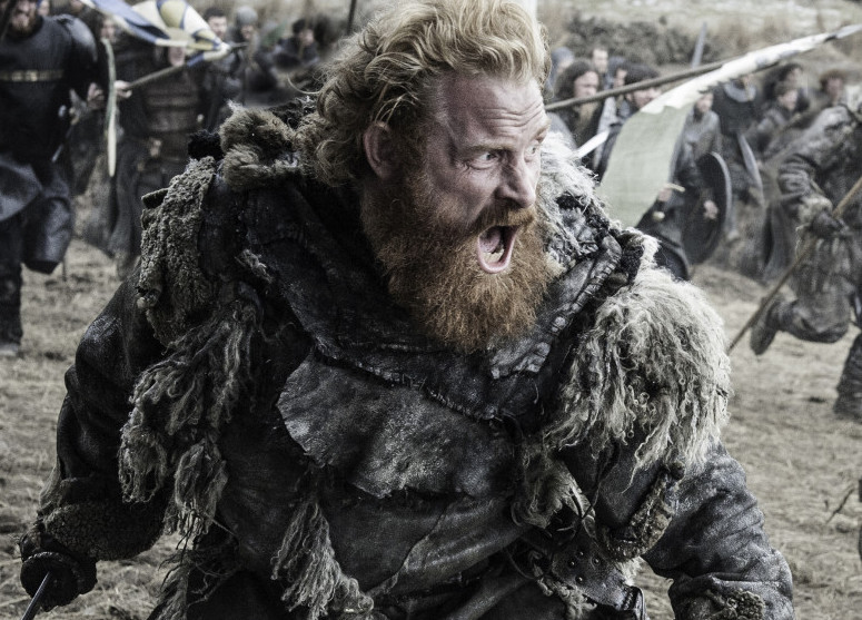 "Kristofer Hivju in ""Game of Thrones"""