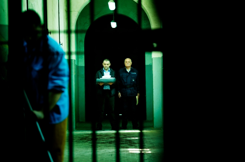 Fortunato Cerlino as Pietro Savastano; group - Gommorah _ Season 1, Episode 3 - Photo Credit: Emanuela Scarpa/Sundance TV