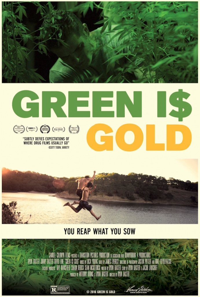 """Green is Gold"""