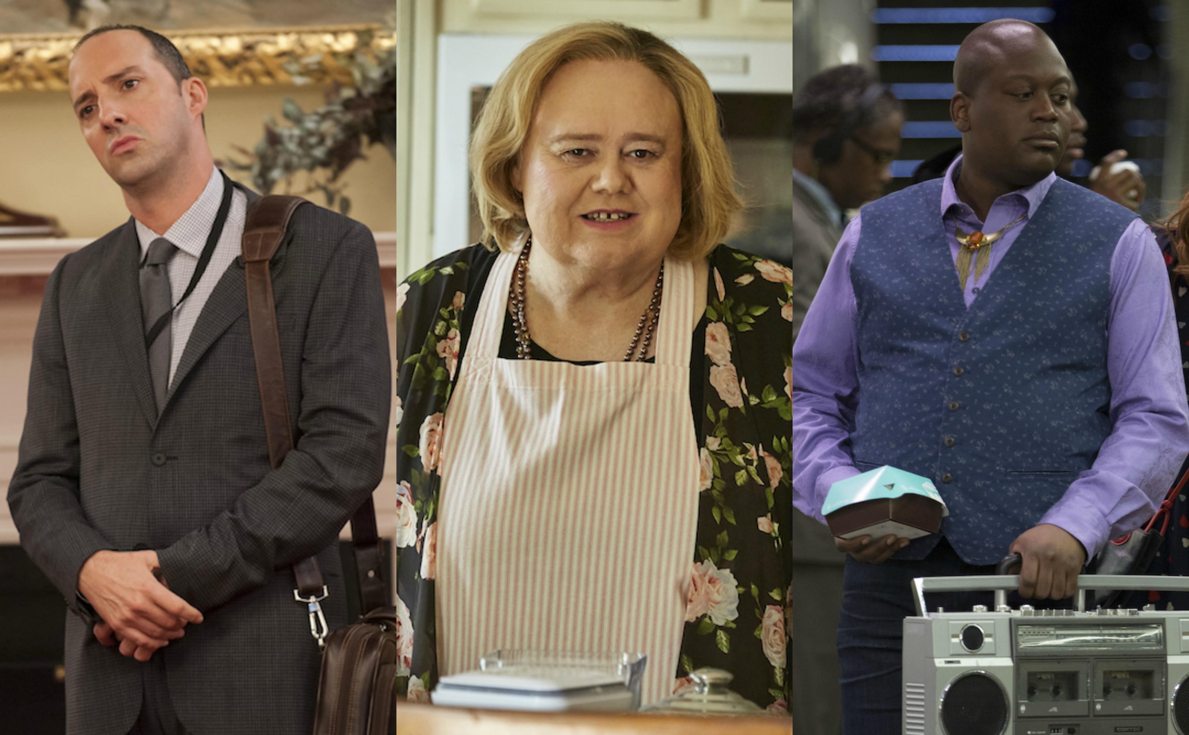 Tony Hale Louie Anderson Tituss Burgess HBO FX Netflix