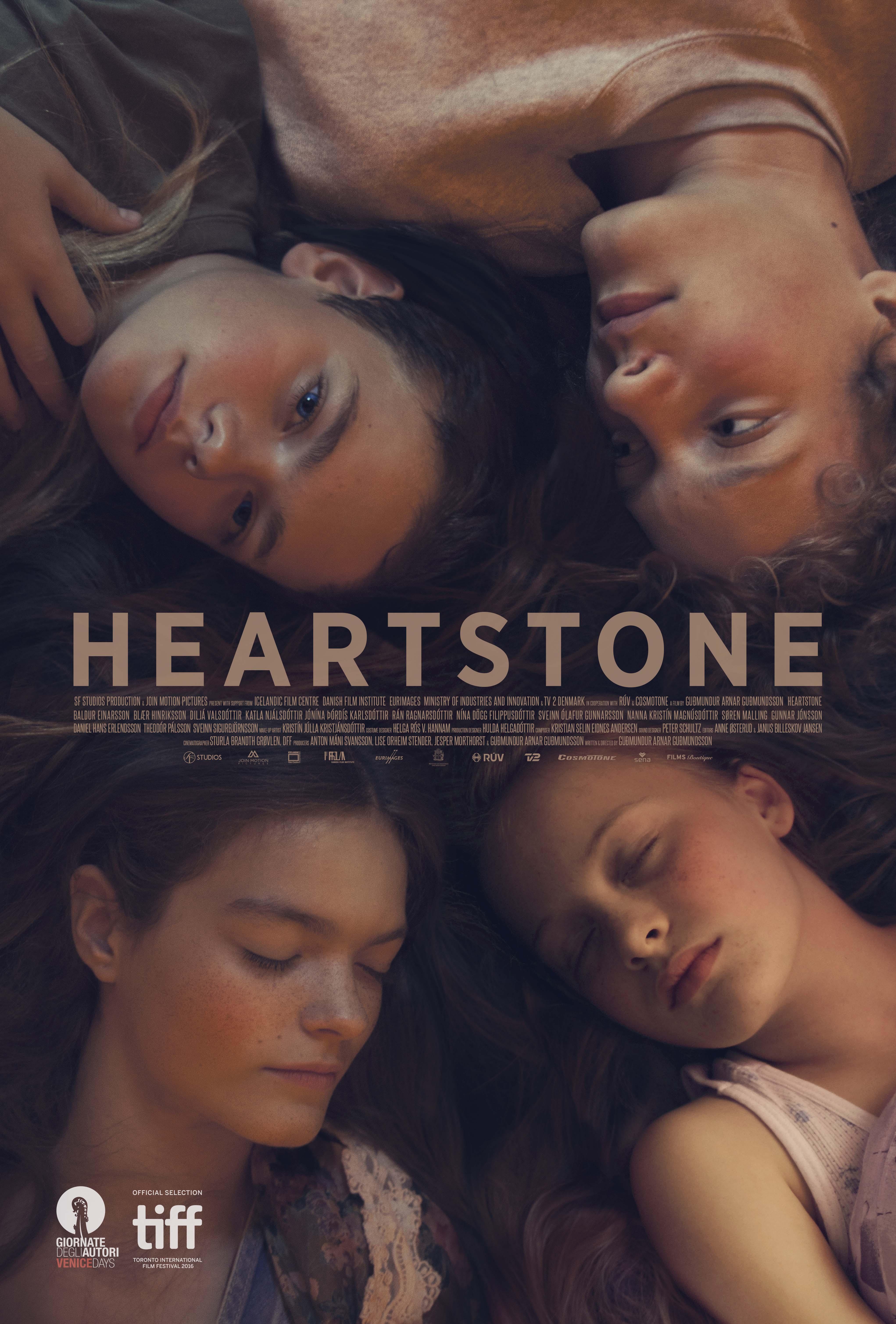 Heartstone Trailer Two Pre Teens Bond In A Small