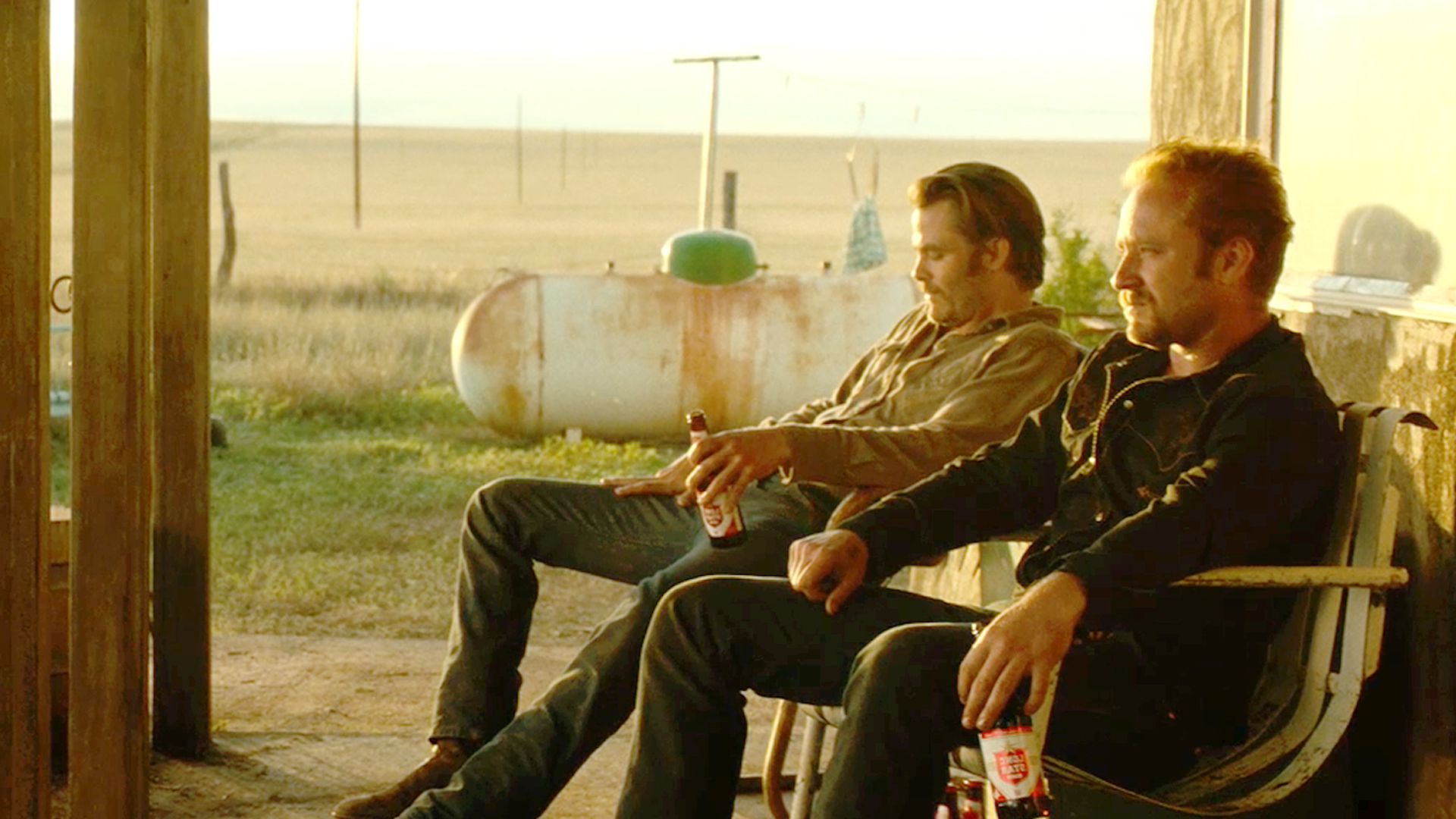 Hell or High Water' Stars Jeff Bridges, Chris Pine: Exclusive Video | IndieWire