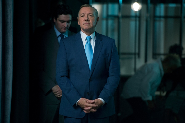 House of Cards Kevin Spacey Season 4