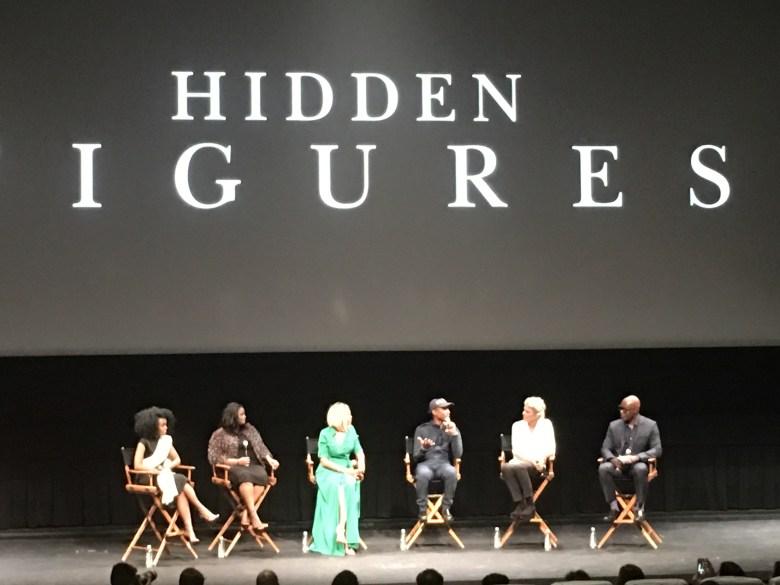 Hidden Figures at TIFF