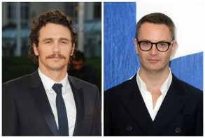 James Franco and Nicolas Winding Refn