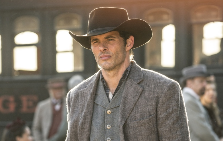 James Marsden Westworld Season 1 Episode 1 HBO