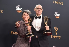 Jill Soloway and Jeffrey Tambor, 68th Primetime Emmys