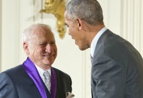 Mel Brooks President Obama