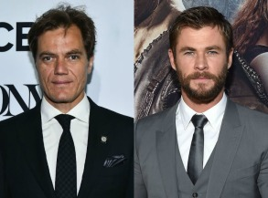 michael-shannon-chris-hemsworth Horse Soldiers