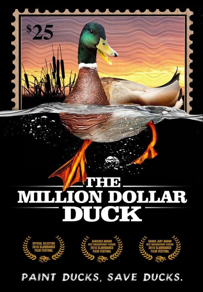 """""""The Million Dollar Duck"""""""