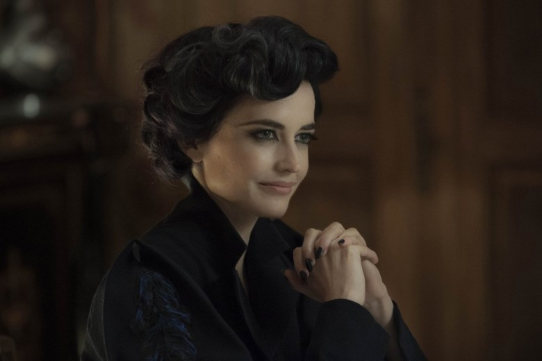 "Eva Green, ""Miss Peregrine's Home for Peculiar Children"""