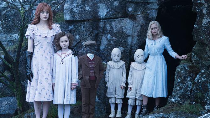 Miss Peregrines Home For Peculiar Children Film