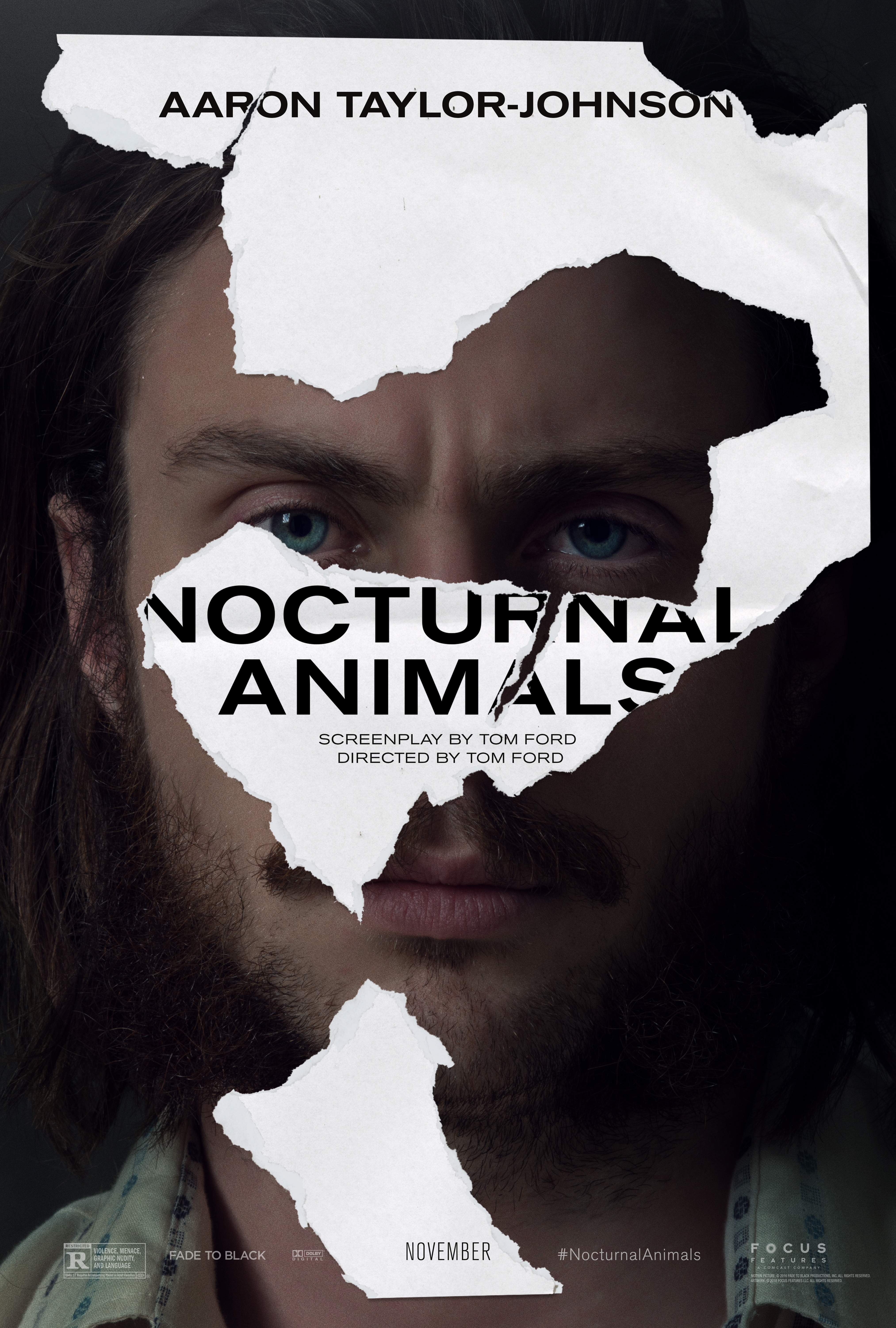"""Nocturnal Animals"" Character Poster"