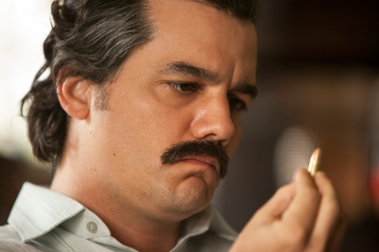 """Wagner Moura in """"Narcos"""""""