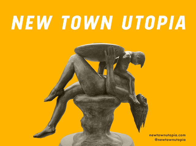 Project of the Day - New Town Utopia