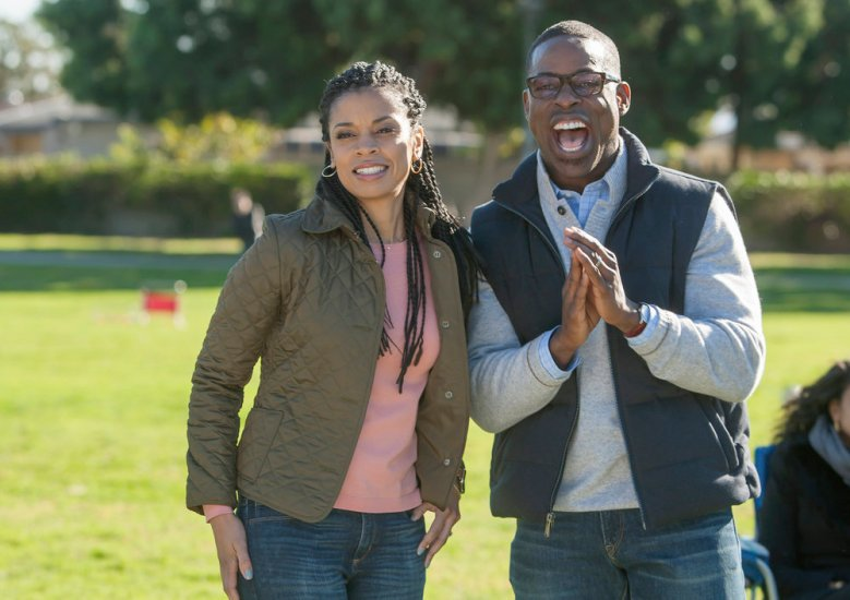 """Susan Kelechi Watson and Sterling K. Brown, """"This Is Us"""""""