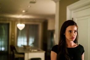 "MR. ROBOT -- ""eps2.8_h1dden-pr0cess.axx"" Episode 210 -- Pictured: Stephanie Corneliussen as Joanna Wellick -- (Photo by: Michael Parmelee/USA Network)"