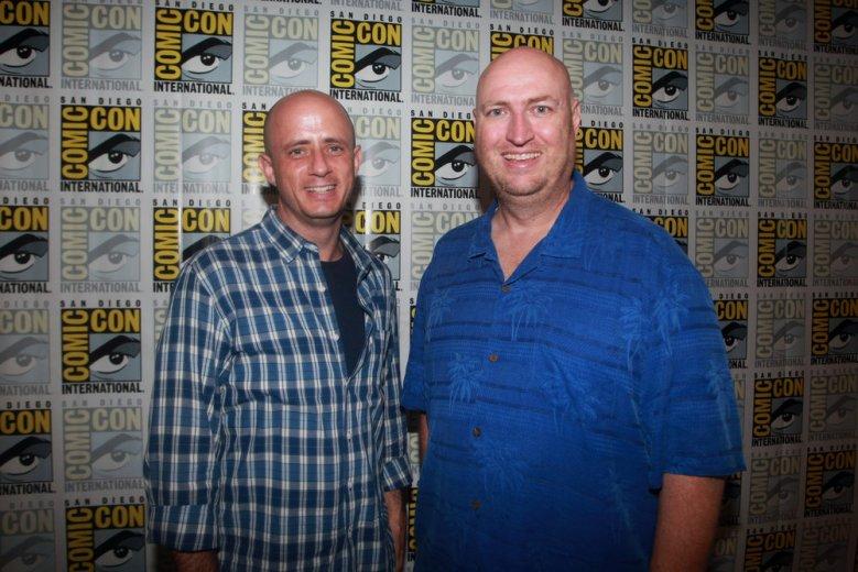 "Eric Kripke and Shawn Ryan, ""Timeless"""