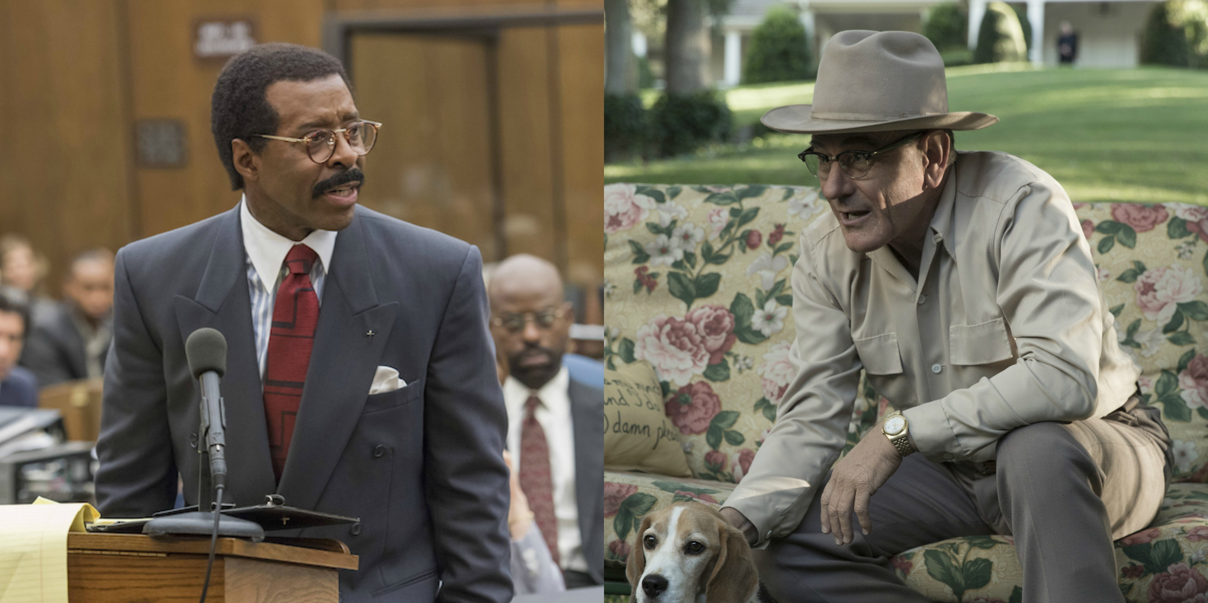 The People v. O.J. Simpson All the Way Courtney B. Vance Bryan Cranston