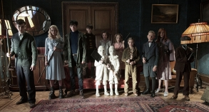 """""""Miss Peregrine's Home for Peculiar Children"""""""