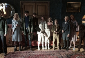"""Miss Peregrine's Home for Peculiar Children"""