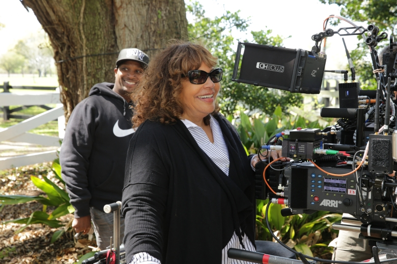 "Neema Barnette directing ""Queen Sugar"""