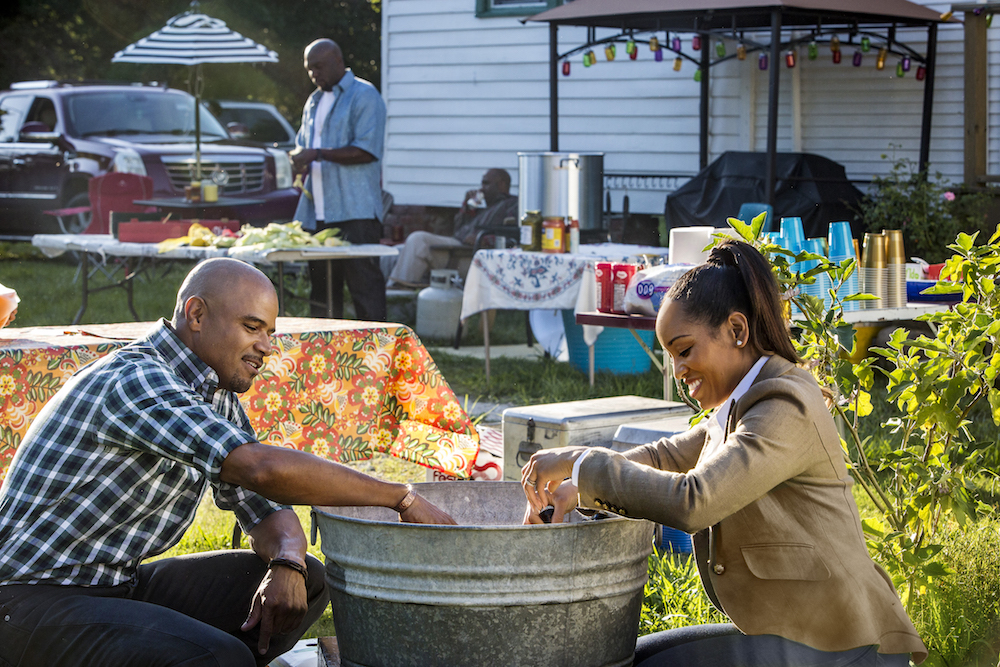 Queen Sugar Dondre Whitfield & Dawn-Lyen Gardner