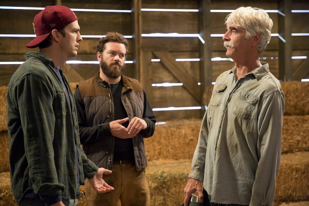 The Ranch Ashton Kutcher Danny Masterson Sam Elliott