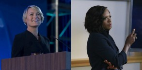 Robin Wright v. Viola Davis House of Cards How to Get Away With Murder Emmys 2016