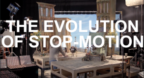 The Evolution of Stop Motion