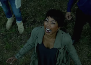 "Angela Bassett in ""American Horror Story: My Roanoke Nightmare."""
