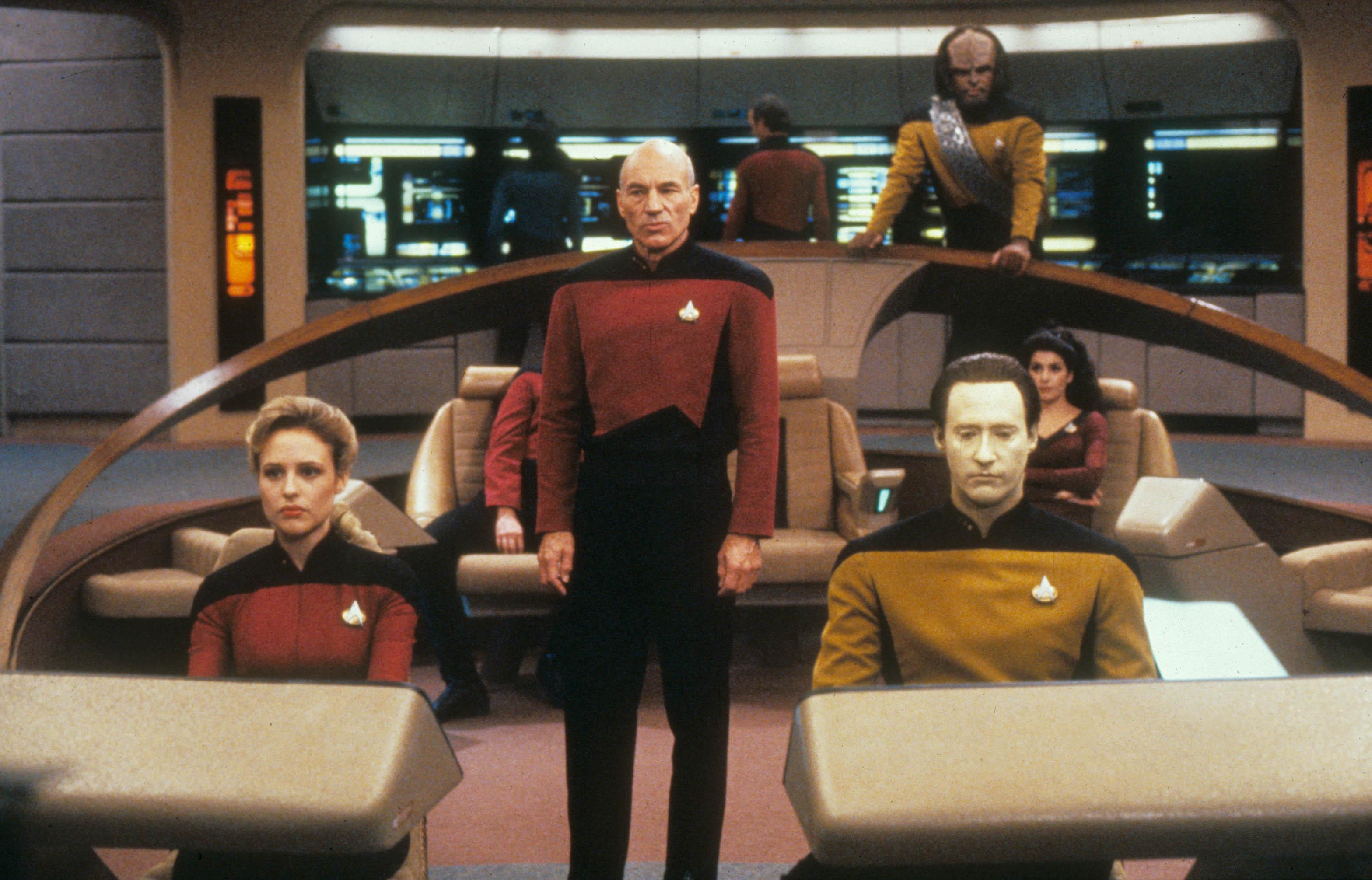 Star Trek - Magazine cover
