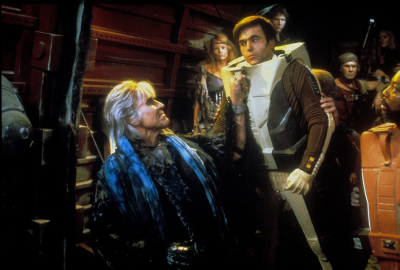 """Star Trek Ii: The Wrath Of Khan,"" Ricardo Montalban, Walter Koenig, Paul Winfield"