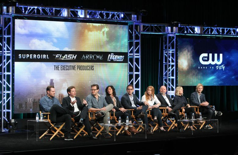 """Supergirl,"" ""The Flash"" ""Arrow"" and ""DC's Legends of Tomorrow"" producers"