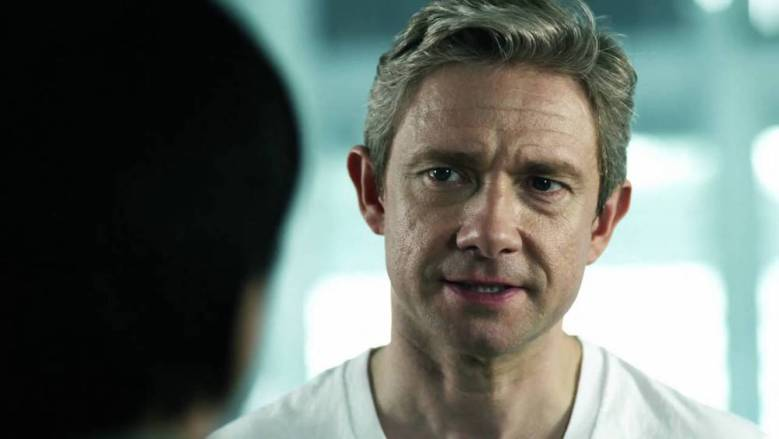 StartUp Martin Freeman Crackle Season 1