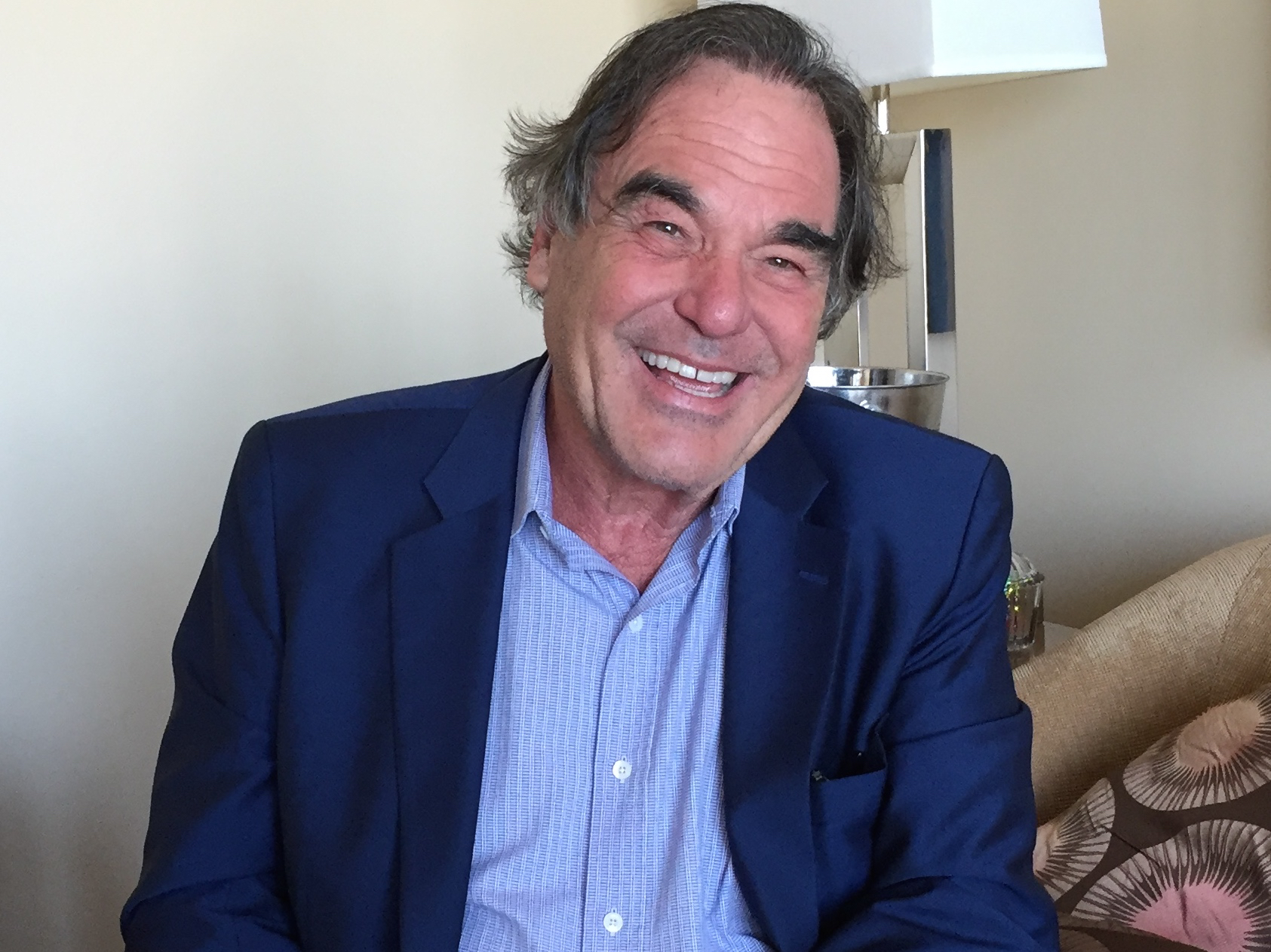 Gotham Awards 2016: Oliver Stone Offers His Advice to Filmmakers in Trump Era