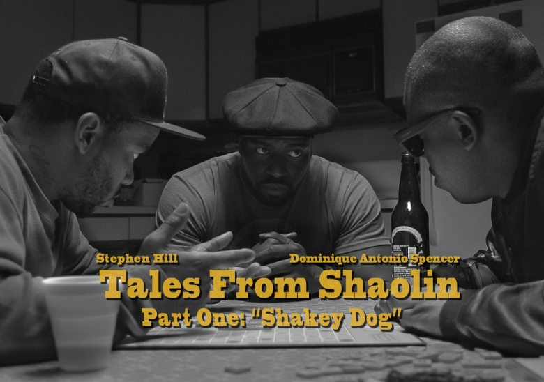 Project of the Day - Tales from Shaolin