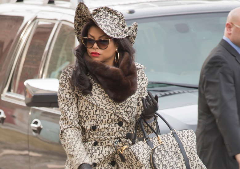 "Taraji P Henson in ""Empire."""