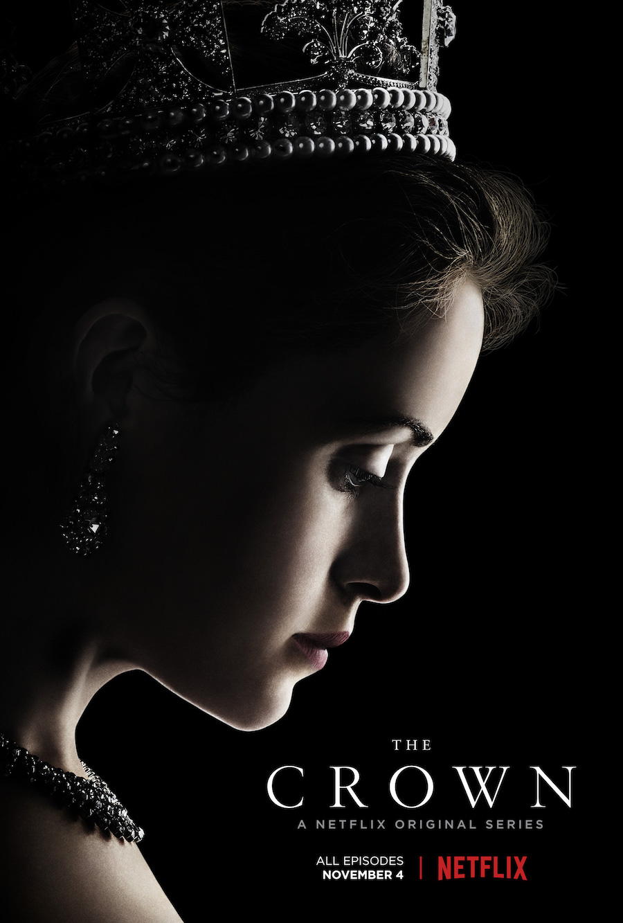 The Crown Poster Netflix