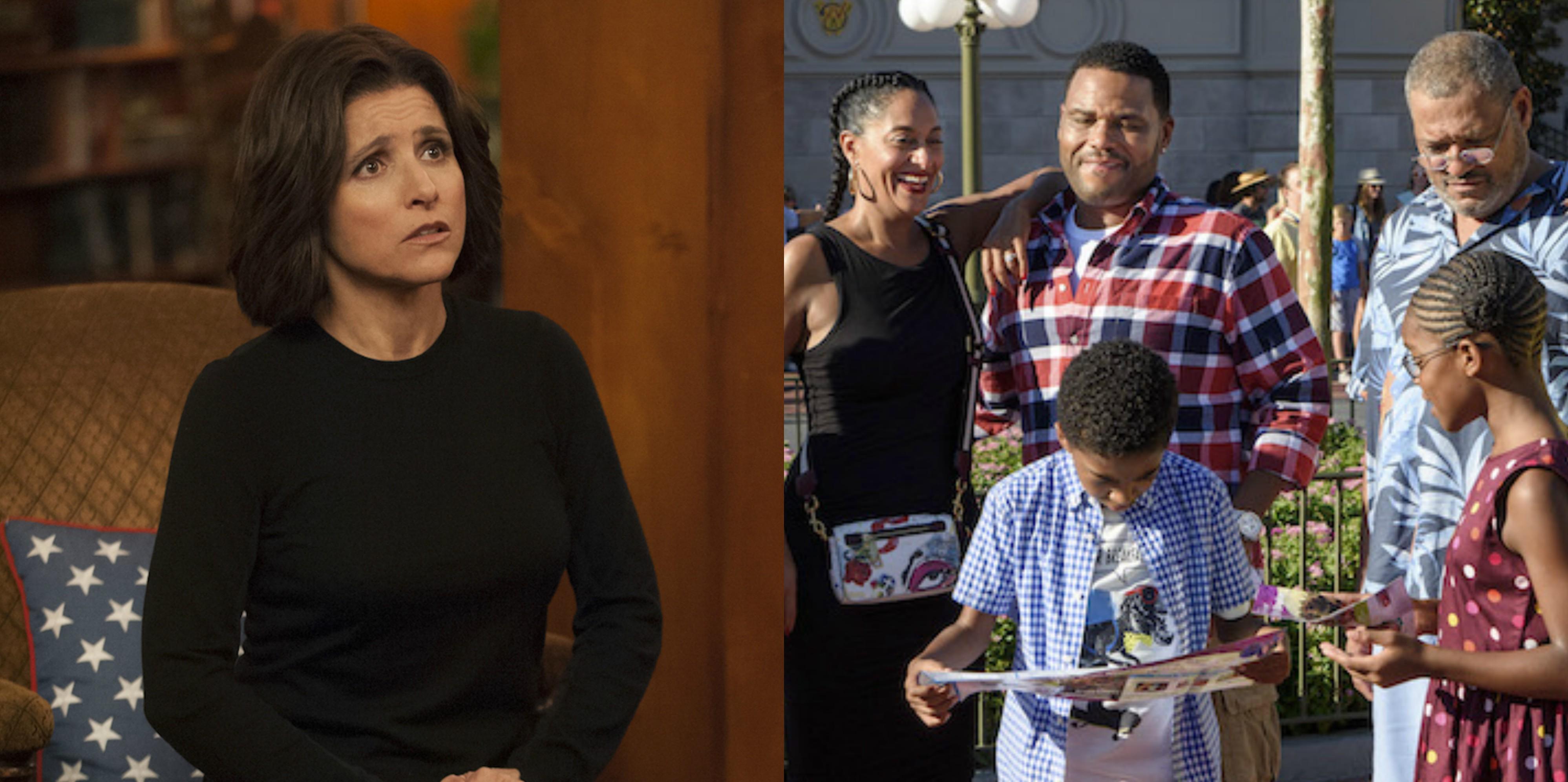 Veep Black-ish Emmys 2016