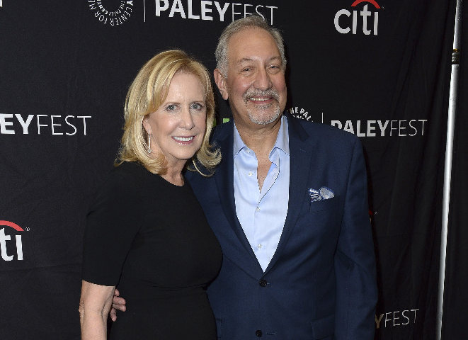 Wendy Walker and Mark Geragos