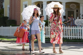 """Alexis Bledel and Lauren Graham, """"Gilmore Girls: A Year in the Life"""""""